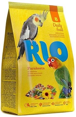 Корм Rio для средних попугаев