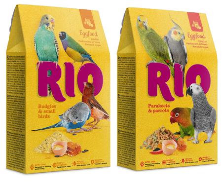 Яичный корм RIO