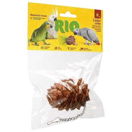 Кедровая шишка Rio